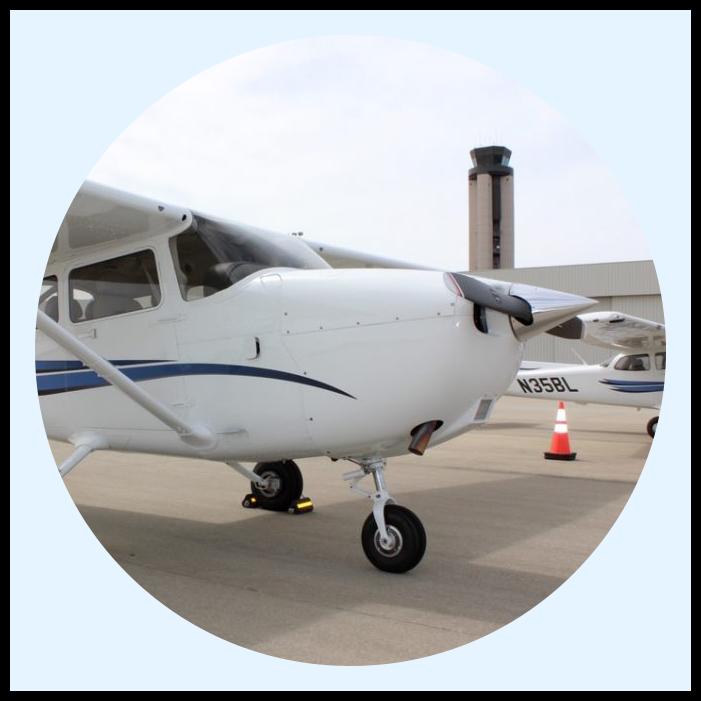 Cessna 172 - Avgas