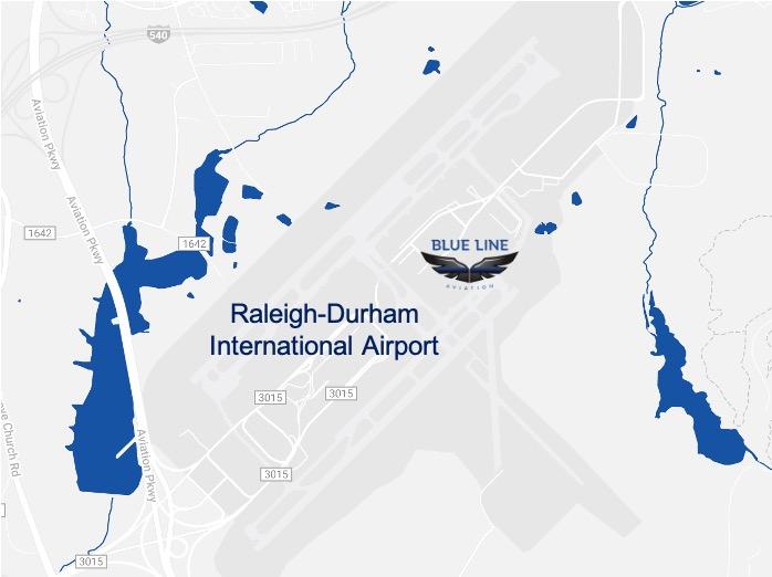 Flight Operations Base at RDU