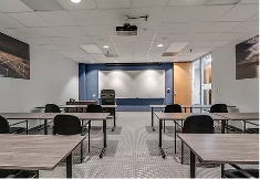 Pilot Training Center at RDU