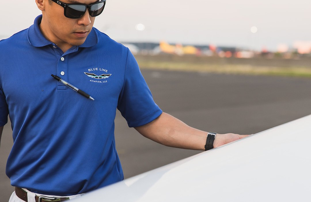 Blue Line Aviation Maintenance